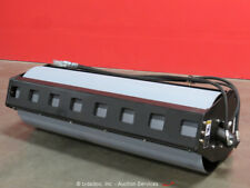 "Greatbear 73"" Vibratory Roller Hydraulic Skid Steer Attachment bidadoo -New"