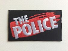 M020 // ECUSSON PATCH AUFNAHER TOPPA / NEUF / THE POLICE / 10*6 CM