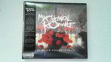 "MY CHECMICAL ROMANCE ""THE BLACK PARADE IS DEAD"" CD + DVD 16 TRACKS NEW NUEVO"