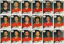 Sticker PANINI WORLD CUP RUSSIA 2018 - BELGIUM - Choose Sticker
