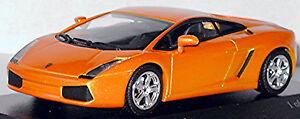 Lamborghini Gallardo 2003-11 Orange Metallic 1:43 Minichamps