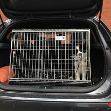 PET WORLD BMW 1 SERIES CAR BOOT DOG CAGE PUPPY TRAVEL CRATE PET SAFETY CAGES