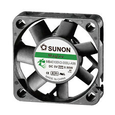 SUNON mb40100v2-0000-a99 DR maglev Brushless Ventilatore assiale 5V DC 40 x 40