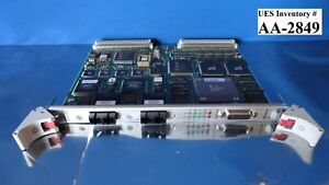 Agilent Technologies Z4207C Number Cruncher PCB Card ASML 4022.470.81312 Used