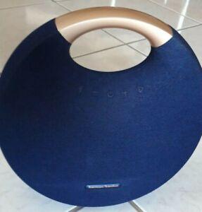Harman Kardon Onyx Studio 6 Portable Bluetooth Speaker - Blue