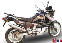 SILENCIEUX ARROW PARIS-DAKAR HONDA AFRICA TWIN 750 1996/04 RD07A - 72639PD
