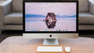 "27"" Apple iMac A1419 Intel Core i5-2.9 GHz 32 GB RAM 1 TB SSD 2012 Boxed"