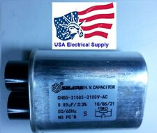 Microwave Oven H.V. High Voltage Capacitor Model: CH85-21085 2100VAC 0,85uF