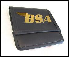 BSA 500 650 ROYAL STAR LIGHTNING THUNDERBOLT TOOL KIT BAG WITH LOGO PN# TBS-0087