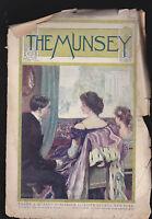 Munsey's Magazine January 1900 Department Stores Vanderbilts St Lukes New York