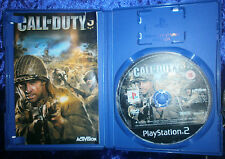 Call of Duty 3 PS2 2006 Shooter Game