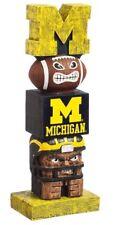 University of Michigan Wolverines Tiki Tiki Totem College NCAA Football Mascot