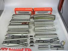 AN665-3# 50x Primex/Märklin H0 Gleisstück/Weiche (M-Gleis): 5046+5076+5039 etc