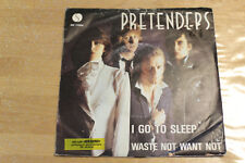 pretenders - i go to sleep   45t