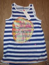 T-shirts, hauts et chemises débardeurs à motif Rayé pour fille de 2 à 16 ans