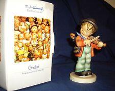 Hummel Figurine Little Fiddler 989