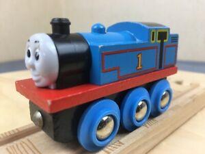 Genuine Brio - Thomas the Tank Engine Wooden Train- THOMAS
