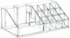 Acrylic Clear Makeup Organiser Cosmetic Lipstick Storage Case Box Holder