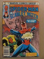 Marvel Team-up #130 Marvel 1972 Series Spider-Man Canadian Newsstand