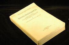 Dania Polyglotta Repertoire Bibliographique Des Ouvrages, Etudes, Articles, Etc.