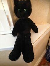 Jellycat Casper Cat Black Soft Cuddly Toy Medium Jl143