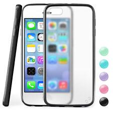 Hard Case für Apple iPhone 5S / iPhone 5 Back Cover Transparent Neu Schutz Hülle