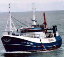 MV VENTURE, Trawler.  Modellbauplan