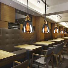3X Glass Pendant Lighting Kitchen Pendant Light Bedroom Ceiling Lights Bar Lamp