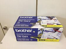 Original Toner Brother TN-135 Y für HL-4040 CN, HL-4050 CDN, HL-4070  NEU & OVP