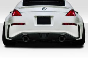 03-08 Fits Nissan 350Z N4 Duraflex Rear Body Kit Bumper!!! 115273