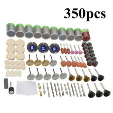 350pcs/lot Rotary Power Tool Accessories Bit Set Polishing Kit For Power Jeweler