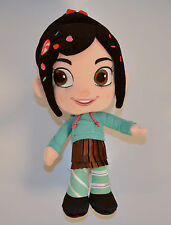 "12"" Vanellope Von Schweetz Plush Stuffed Disney Store Exclusive Wreck-It Ralph"