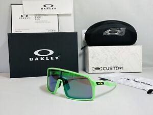 New Oakley Sutro OCP Sunglasses Bright Green W/ Prizm Jade Lens Limited Colors