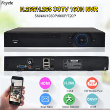 Security IP 1080P 5MP 4MP 4K H.265 32CH NVR 3G WIFI ONVIF Video Recorder P2P Vie