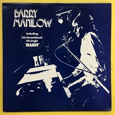 Barry Manilow - Inclus le Hit' Mandy ' - Arista ARTY-100 Ex+ État