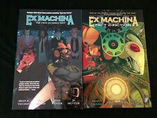 Ex Machina Vol. 1, 3 Trade Paperbacks
