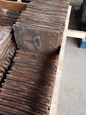 RECLAIMED HAND MADE CLAY TILES.. Tyne & Wear area, 11x7. Acme tiles.