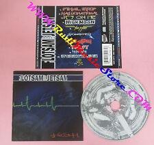 CD FLOTSAM AND JETSAM High 1997 Usa METAL BLADE 3984-14126-2 no lp mc dvd (CS63)
