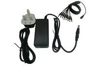 12V 5A AC/DC Adapter Power Supply FOR LCD monitor CCTV Camera LED strips Light