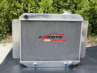 3 Row Aluminum Radiator for Holden Kingswood HD HR HK HT HG 6cy AT/MT 1966-1970