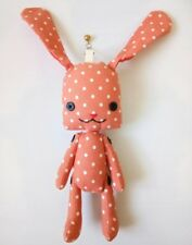 Plush Clothes Stuffed Animal Handmade Pink Color Girls Doll Toys