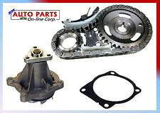 L4 2.2L WATER PUMP + TIMING CHAIN KIT GM SONOMA 94-02 ISUZU HOMBRE 96-00 SUNFIRE