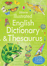 Illustrated English Dictionary & Thesaurus by Fiona Chandler, Jane Bingham (Paperback, 2015)