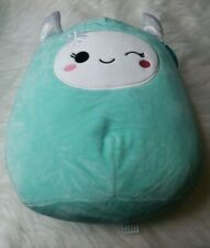 """Squishmallows Yollie the Yeti 11"""" Target Exclusive Fall Plush Doll Toy Mint Snow"""