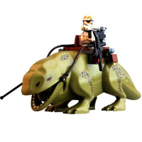 star wars toys Dewback The Force Awakens Transparent Trooper Moc minifigure