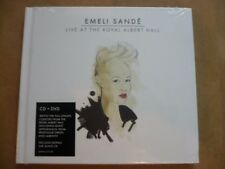 Live at the Royal Albert Hall (Ltd Edition CD + DVD) Emeli Sande NEW/SEALED