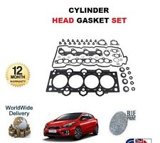 FOR KIA PRO CEED 1.6TD 2008-> NEW CYLINDER HAED GASKET SET