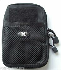 NEW - Black MOLLE Pocket Buddy Organizer Pouch A6 Notebook Carrier