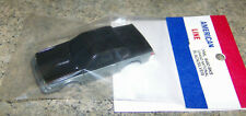 """""""New"""" Jl Black/Silver Grand National Afx Ho Slot Car Body (From Pullback)"""