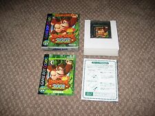 Donkey Kong 2001 Gameboy Nintendo - Japanese Edition Complete